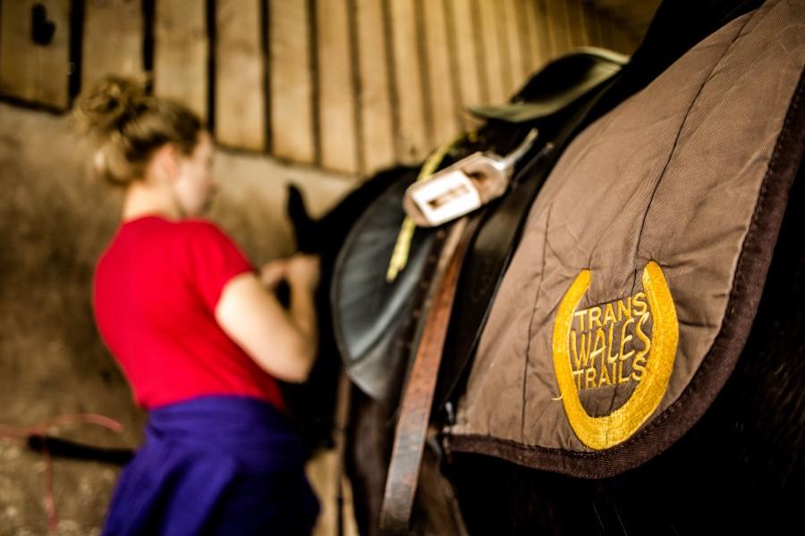 horse riding weekends Brecon Beacons