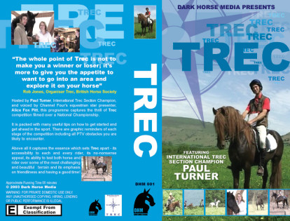 TREC AT TRANS WALES TRAILS
